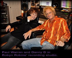 Paul Warren and Danny D